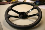 Porsche RS Lightweight Steering Wheel